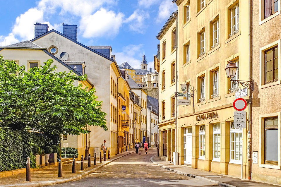 Luxembourg rent a room