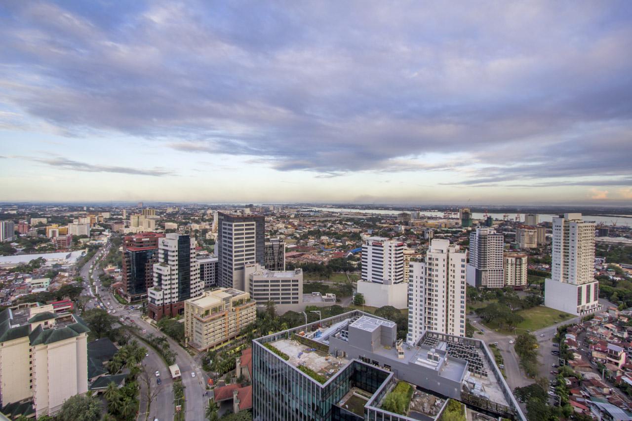 Cebu Business Park property