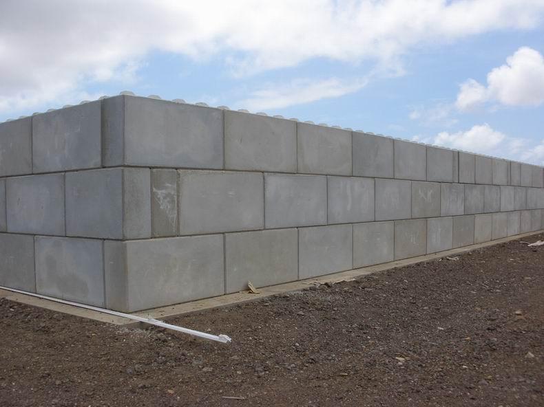 Betonblock