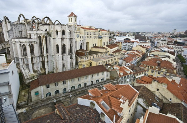 Lisbon, Baixa didstrict